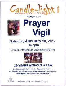 Candle Light Prayer Vigil 2017 001