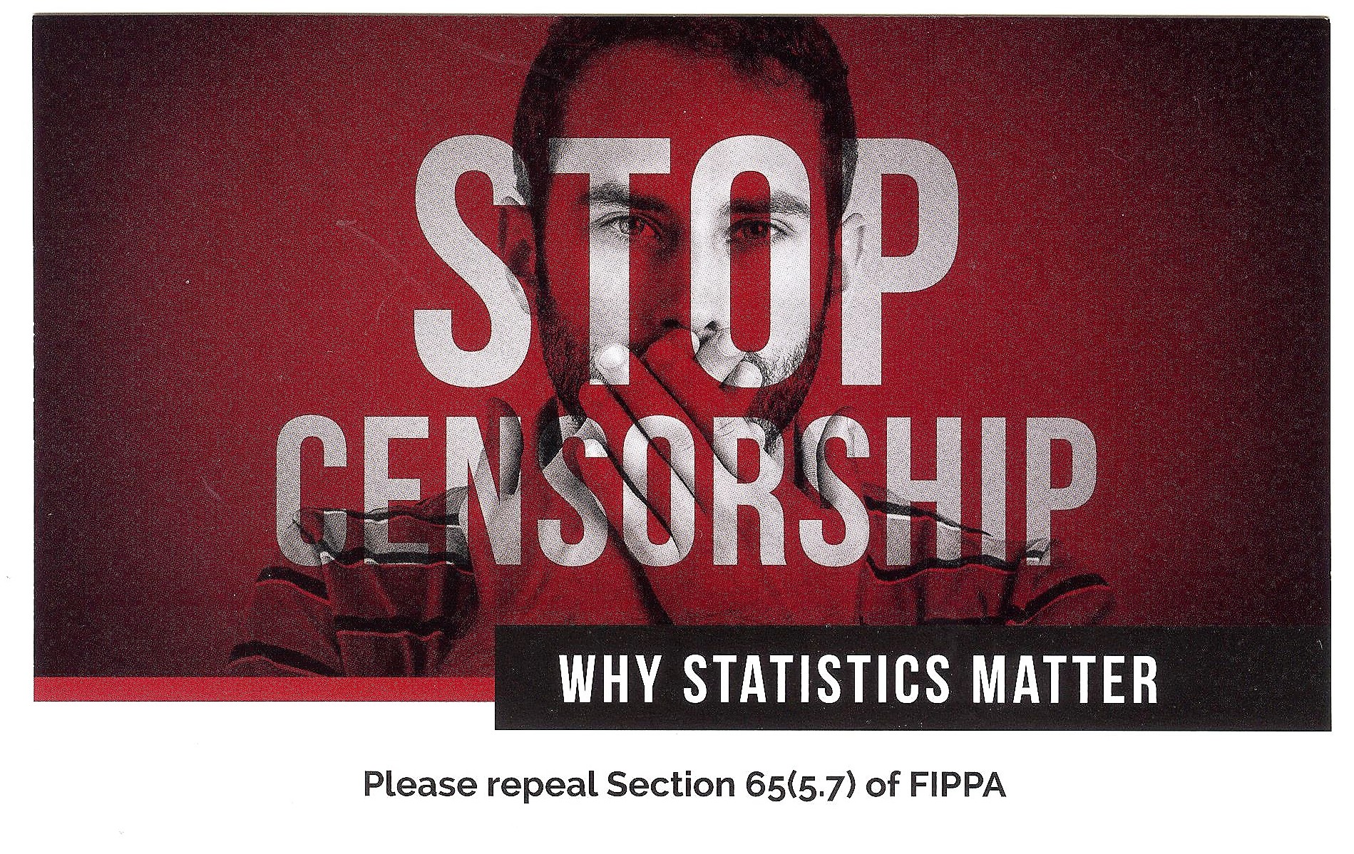Repeal Section 65(5.7) of FIPPA 001